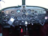 This panel was installed when we bought her.  IFR with venturi tubes and a pair of KX170B's!