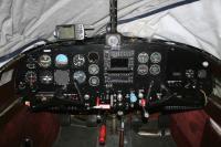 New panel installed by Heath Aviation at Winona MS